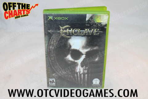 Enclave Xbox Game Off the Charts