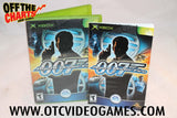 007 Agent Under Fire Xbox Game Off the Charts