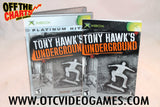 Tony Hawk's Underground - Off the Charts Video Games