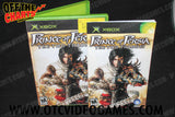 Prince of Persia: The Two Thrones Xbox Game Off the Charts