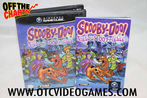 Scooby-Doo Night of 100 Frights - Off the Charts Video Games