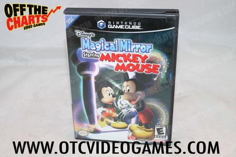 Magical Mirror starring Mickey Mouse - Off the Charts Video Games