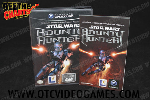 Star Wars Bounty Hunter - Off the Charts Video Games