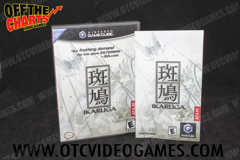 Ikaruga - Off the Charts Video Games