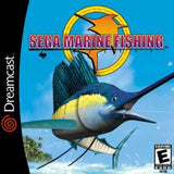 Sega Marine Fishing Sega Dreamcast Game Off the Charts