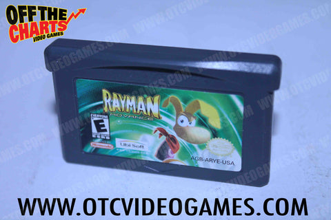 Rayman Advance - Off the Charts Video Games