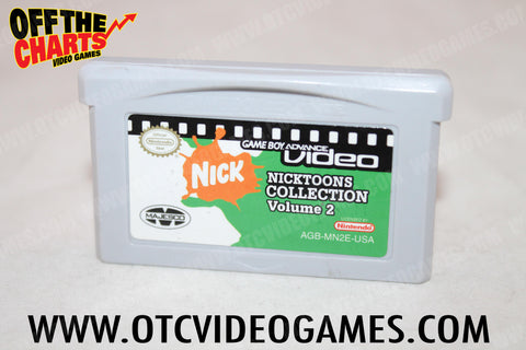 Nicktoons Collection Volume 2 - Off the Charts Video Games
