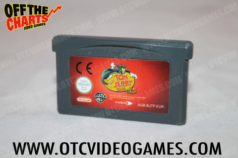 Tom and Jerry Tales - Off the Charts Video Games