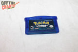 Pokemon Sapphire - Off the Charts Video Games