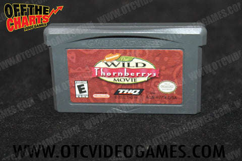 The Wild Thornberrys Movie Game Boy Advance Game Off the Charts