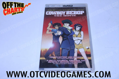 Cowboy Bebop The Movie PSP Game Off the Charts