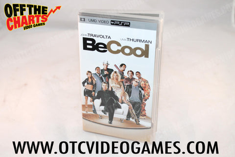 Be Cool PSP Movie Off the Charts