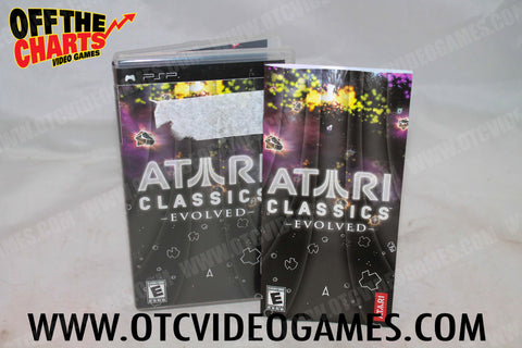 Atari Classics Evolved - Off the Charts Video Games