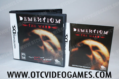Dementium The Ward - Off the Charts Video Games