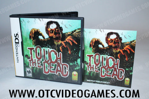 Touch The Dead - Off the Charts Video Games