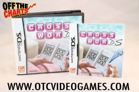 Crosswords - Off the Charts Video Games