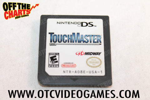 Touchmaster Nintendo DS Game Off the Charts