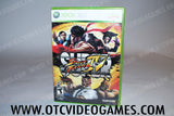Super Street Fighter IV Xbox 360 Game Off the Charts