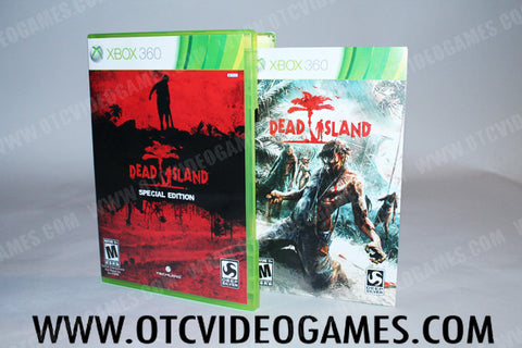 Dead Island Speical Edition Xbox 360 Game Off the Charts