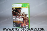 Medal of Honor Warfighter Limitied Edition Xbox 360 Game Off the Charts