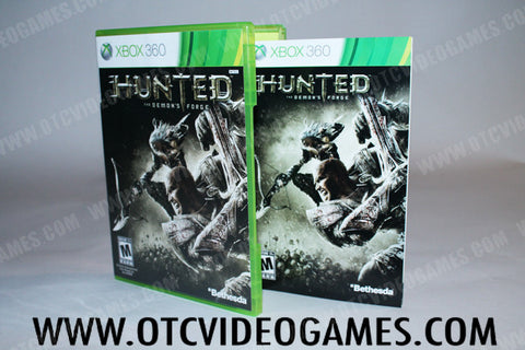 Hunted The Demons Forge - Off the Charts Video Games