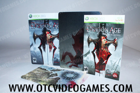 Dragon Age Origins Collectors Edition - Off the Charts Video Games