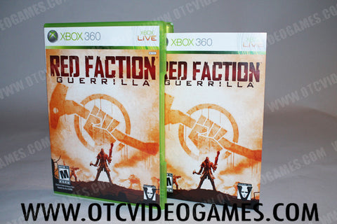 Red Faction Guerrilla - Off the Charts Video Games