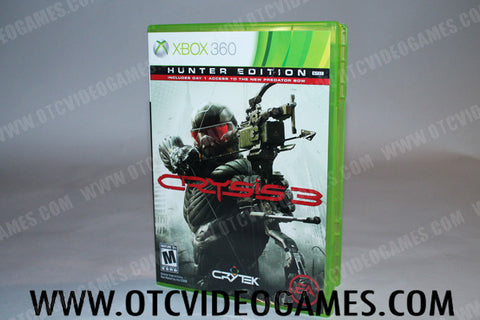 Crysis 3 Hunter Edition - Off the Charts Video Games