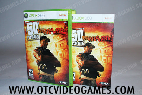 50 Cent Blood On The Sand - Off the Charts Video Games