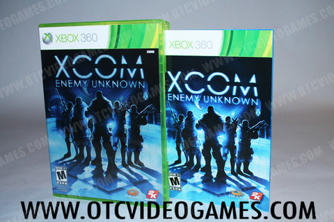 Xcom Enemy Unknown - Off the Charts Video Games