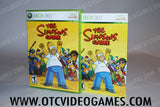 The Simpsons Game Xbox 360 Game Off the Charts