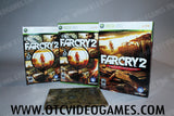 Farcry 2 Gamestop Pre-Order Edition Xbox 360 Game Off the Charts