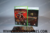 Overlord Xbox 360 Game Off the Charts