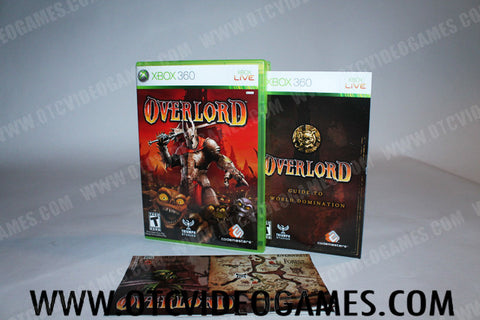 Overlord - Off the Charts Video Games