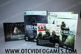Call Of Duty 4 Modern Warfare Limited Collectors Edition Xbox 360 Game Off the Charts