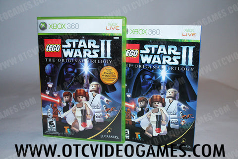 Lego Star Wars II The Original Trilogy - Off the Charts Video Games