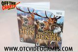 Cabelas Big Game Hunter - Off the Charts Video Games