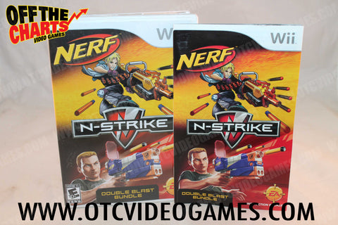 Nerf N-Strike - Off the Charts Video Games