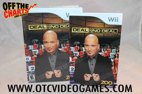 Deal or No Deal - Off the Charts Video Games