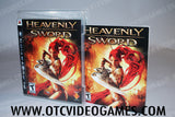 Heavenly Sword Playstation 3 Game Off the Charts