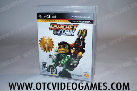 Ratchet & Clank Collection - Off the Charts Video Games