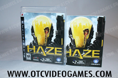 Haze - Off the Charts Video Games