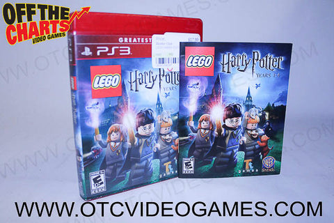 Lego Harry Potter Years 1-4 - Off the Charts Video Games
