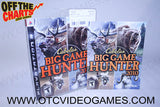Cabelas Big Game Hunter 2010 Playstation 3 Game Off the Charts