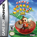 Super Monkey Ball Jr. Game Boy Advance Game Off the Charts
