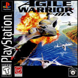 Agile Warrior F-IIIX Playstation Game Off the Charts