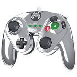 PDP Wired Fight Pad for Wii and Wii U - Off the Charts Video Games