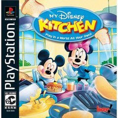 My Disney Kitchen Playstation Game Off the Charts