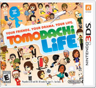 Tomodachi Life Nintendo 3DS Game Off the Charts