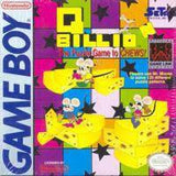 Q Billio Game Boy Game Off the Charts